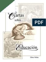 Las Últimas Cartas Sobre Educación_ Elena G. de White
