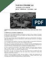 Samael Aun Weor - As Naves Cósmicas (r 04.NOV.2015)(1ª Ed. Colômbia 1964)