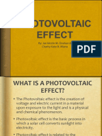 photovaltaic