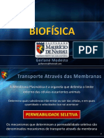 BIOF 3. Membrana Transporte