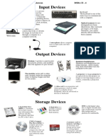 Devices of Computer and Functions