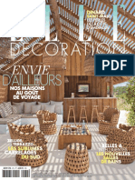 Elle Decoration #272 (France) - Juin 2019.pdf