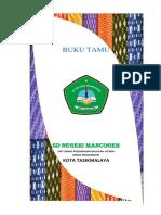 Cover Buku Tamu Sd