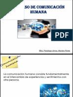 Alondra Clase - Proceso de Comunicacion