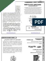 Revista Instituto Arcano Dos Lista