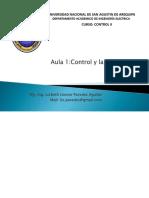 Aula1 Sistemas Ctrl Modelamiento Estabilidad