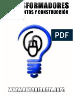 Conociendo el mundo de los TRANSFORMADORES sus fundamentos y construcción.pdf