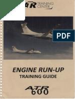 ATR 42&72-600 Run Up Training Manual