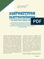Electrocromicos