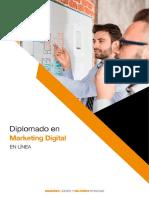 Plan de Estudio Marketing Digital