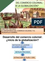 Desarrollo Del Comercio Colonial