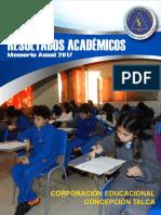 Resultados Academicos