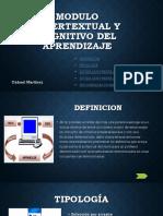Modulo Hipertextual y cognitivo