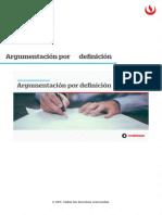 UPC Argumentacion Por Definicion (1)