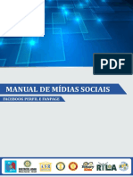 Manual de Midias sociais
