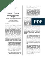 1. Pantranco v. Public Service Commission