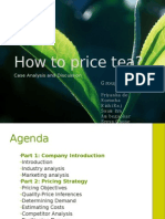 Group P_How to Price Tea_ppt
