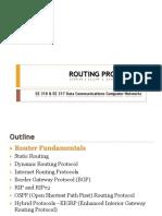 3 Routing Protocols