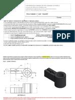 Lista de Exercícios CAD