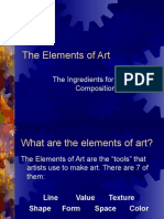 The Elements of Art.ppt