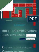 Atomic Structure L1