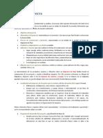 01. Análisis Del Proyecto NOTAS