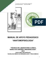 Manual de Apoyo Pedagógico Anatomofisiologia