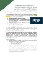 01. Introducción a Evaluación de Impacto Ambiental NOTAS