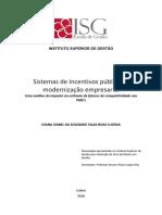 Dissertação Joana VilasBoas Lucena Mestrado Em Gestão ISG FINAL ENTREGUE
