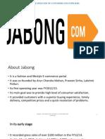 jabong marketing strategy