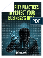 security practice for business protection