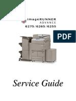 Imagerunner Advance 6255