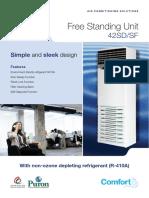 Carrier Brochure FreeStanding R410A July31-2018