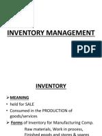 Scm 1inventory Management
