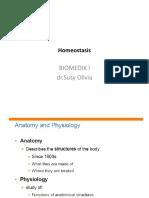 HOMEOSTATIS BM1
