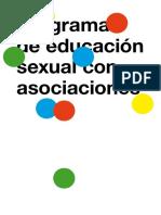 Educación Sexual Con Asociaciones