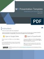 FGST0015 - UX Theme Presentation Template