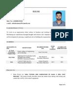 Rishad Profile