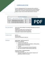 Afshaah's CV.pdf
