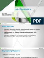 Presentation_5217_SD5217_Developing Associative Functionality in AutoCAD Jiri Kripac