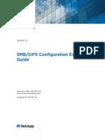 ONTAP 90 SMBCIFS Configuration Express Guide