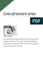 Low-pressure Area - Wikipedia