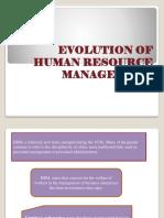 EVOLUTION OF HUMAN RESOURCE MANAGEMENT.pptx
