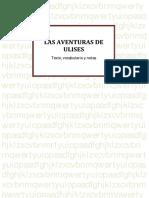 Aventuras de Ulises.(Txt. Voc. y Notas) Def