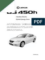 GS450H hybrid