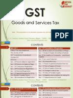PPT ON GST 30 05 2019