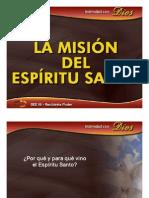 TEMA-07 La misión del Espíritu Santo