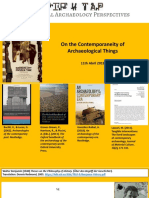 On the Contemporaneity of Archaeological Things