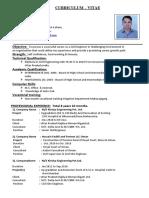 Bipin Old Resume