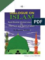 Dialogue on Islam Book by M Harunur Rashid